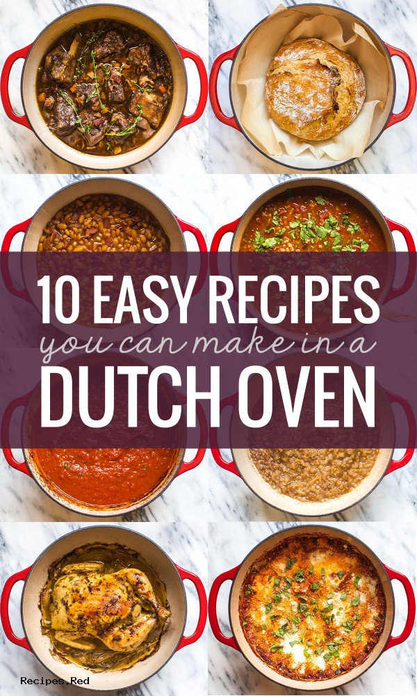 10 Simple Recipes You Can Make in the Netherlands