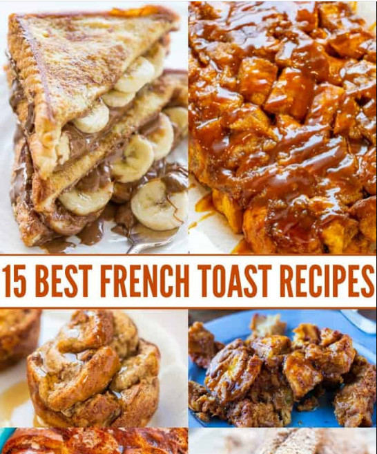 15 Quality Ingredients of French Toast