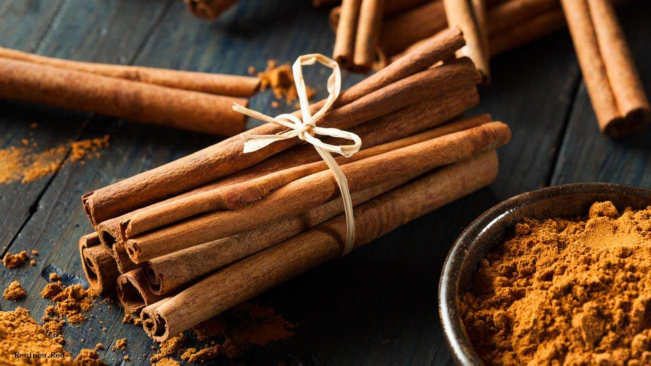 Cinnamon :  Cooking with Cinnamon