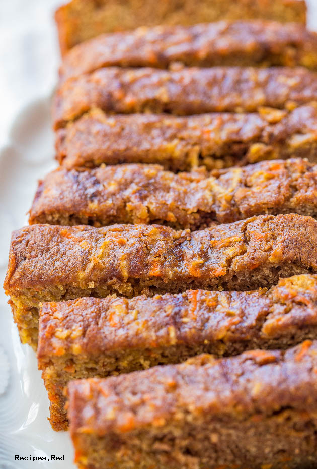 Carrot Apple Bread Healthy Recipes