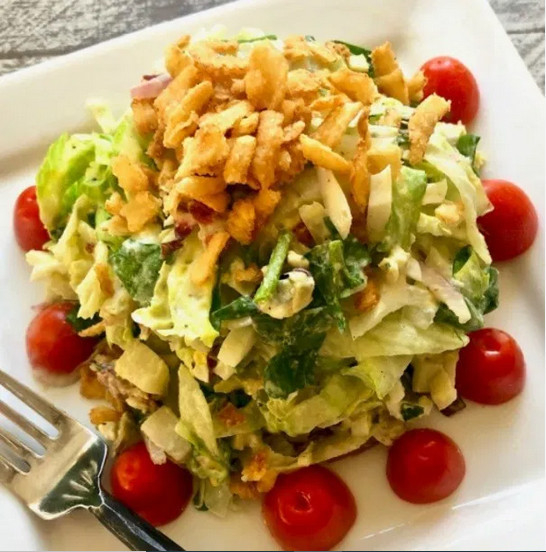 How to Make Ruth's Chris Steakhouse Great Chopped Salad Copycat Recipe