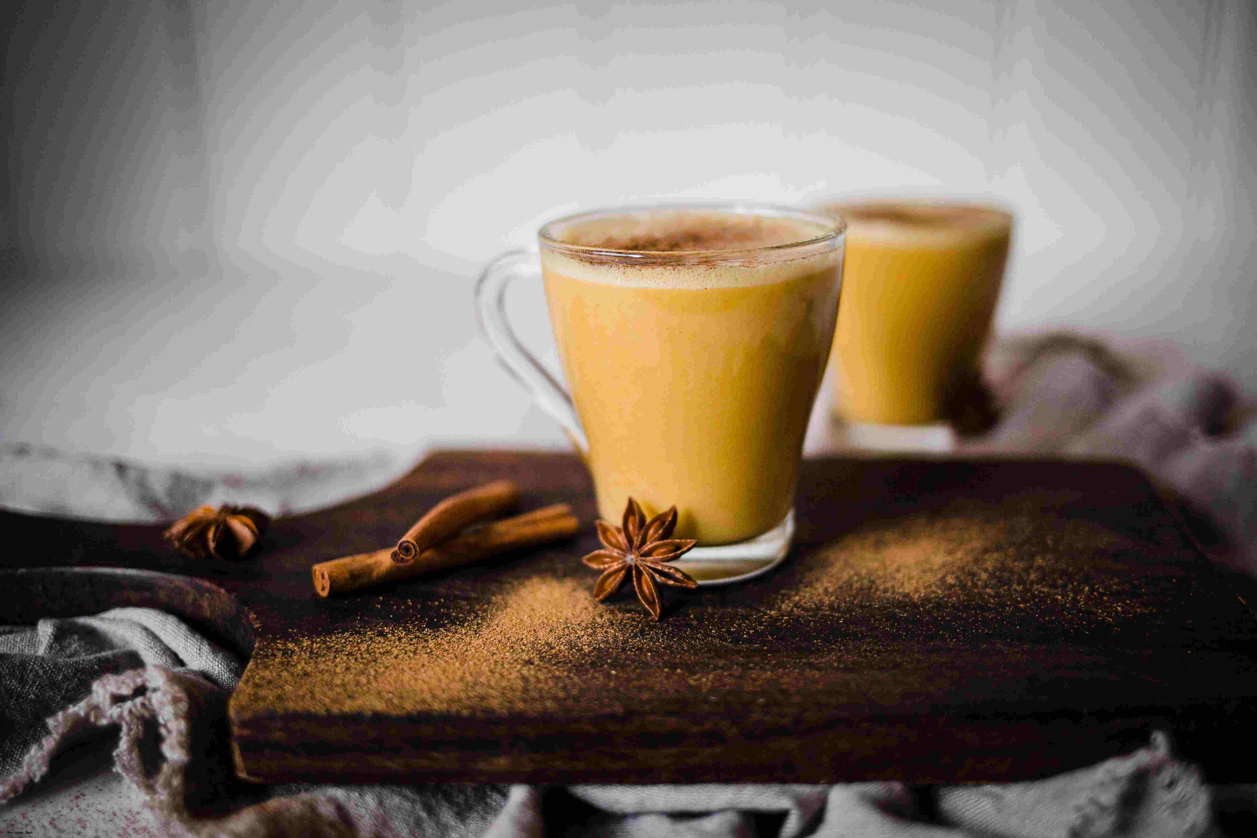 Low-Carb Pumpkin Latte — Recipe  Diet