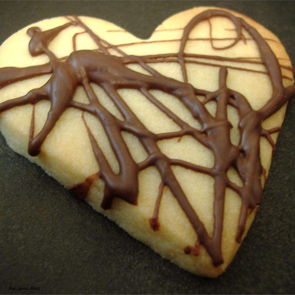 Choco Shortbreads Recipe - Spritz Cookies