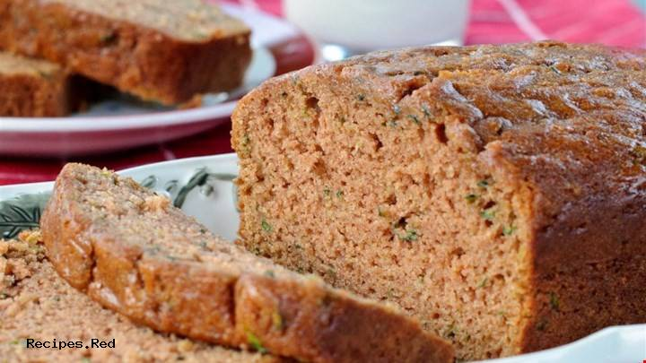 Mom's Zucchini Bread :  Breakfast and Brunch , Breakfast Bread