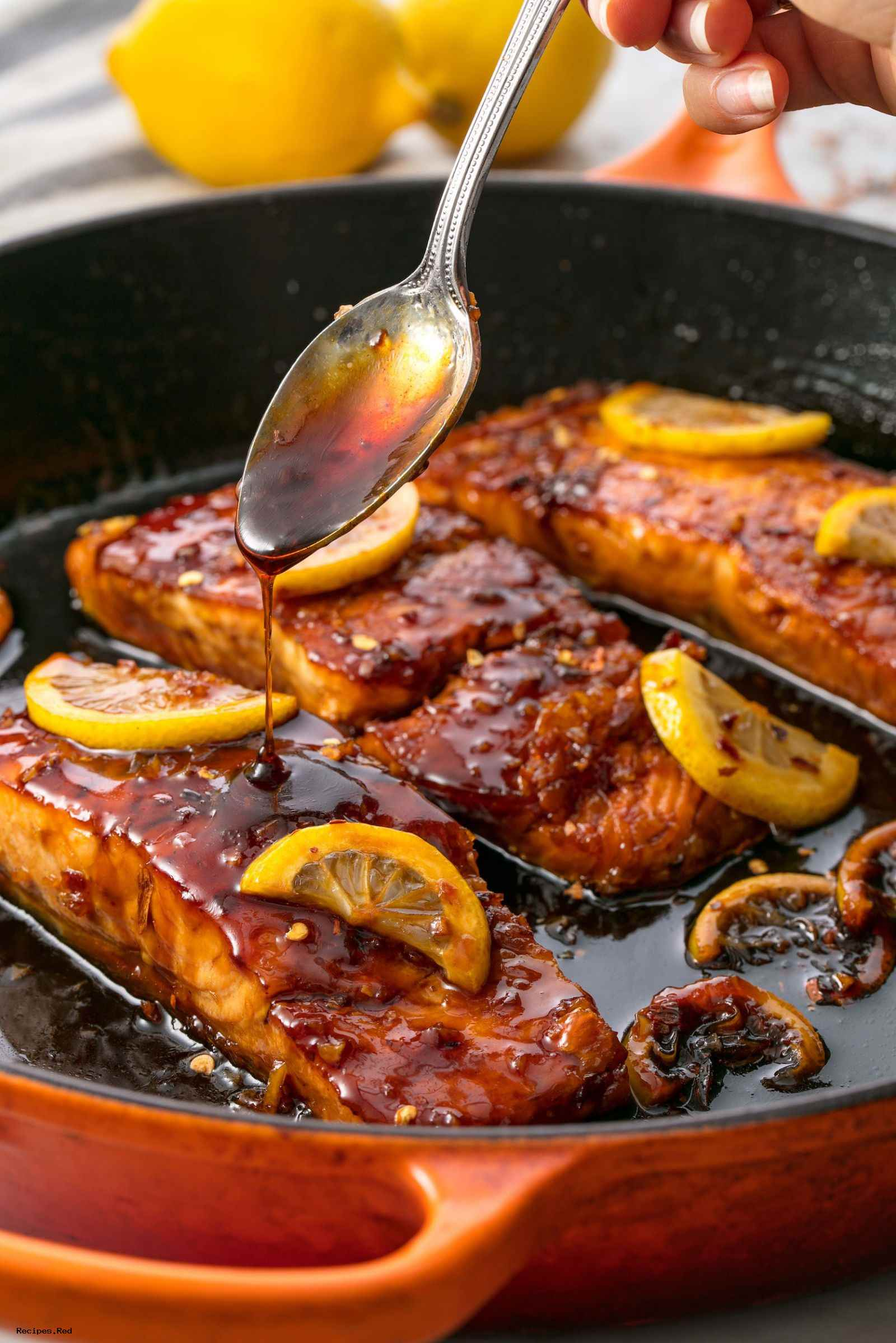 How to Make Honey Garlic Glazed Salmon